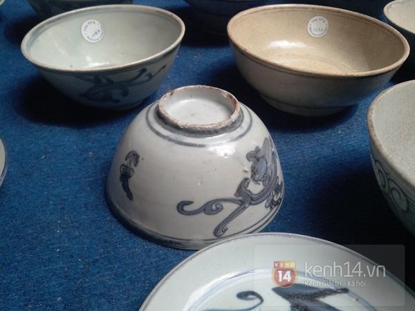 Săn hàng độc ở phiên chợ đồ cổ, đồ xưa đặc biệt giữa Hà Nội 11