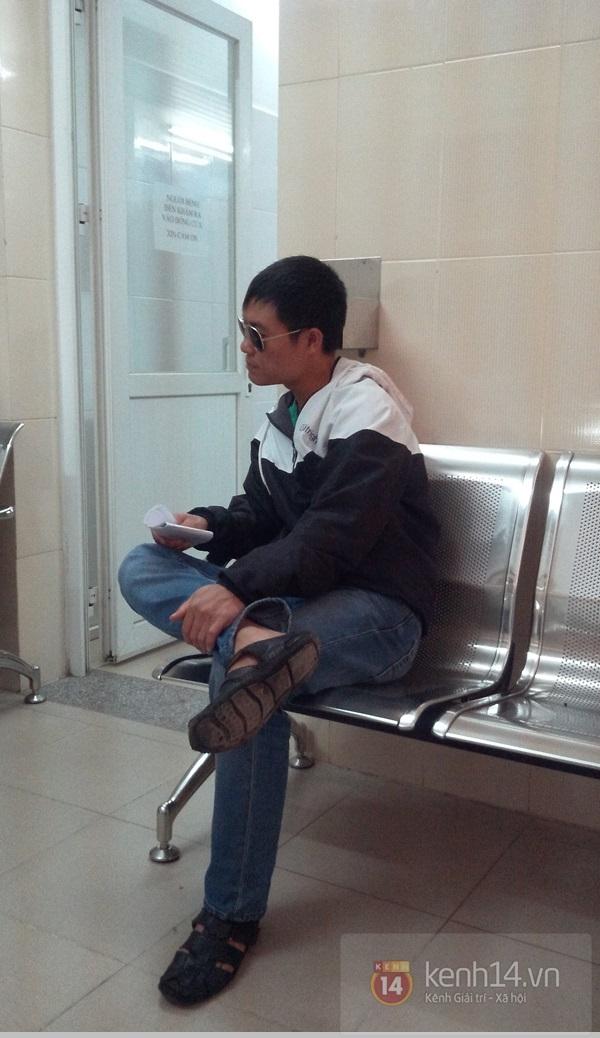 Hà Nội: Bệnh viện chật kín người đến khám bệnh đau mắt đỏ 7