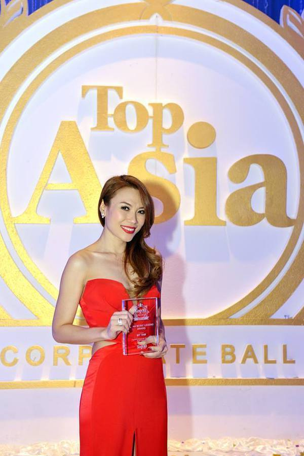 Mỹ Tâm được vinh danh Huyền thoại Âm nhạc Châu Á tại Malaysia 4