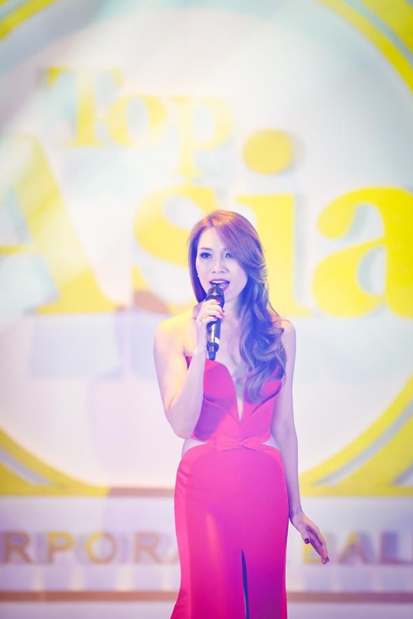 Mỹ Tâm được vinh danh Huyền thoại Âm nhạc Châu Á tại Malaysia 14