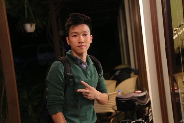 Cả gia đình Mỹ Linh tập luyện để quay MV Giáng sinh 3