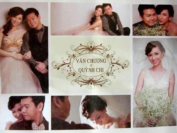 Soi loạt thiệp cưới từ đơn giản đến cầu kỳ của các cặp đôi nổi tiếng 8