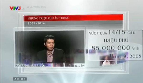 """Những con số """"siêu"""" ấn tượng sau 10 năm phát sóng Ai là triệu phú 5"""