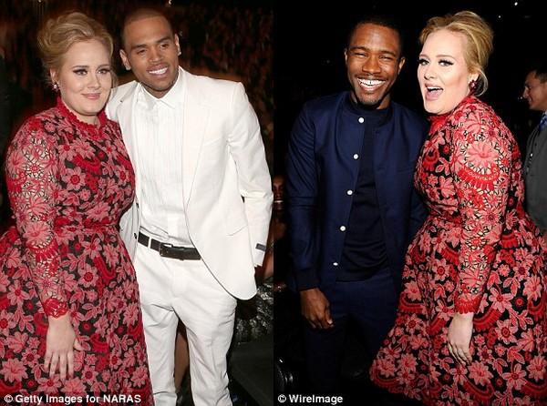 Chris Brown bị Adele mắng thẳng mặt vì xấu tính 3