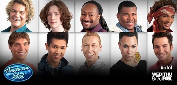 """American Idol: 10 thí sinh đầu tiên sót lại sau vòng """"Chết bất ngờ"""" 2"""