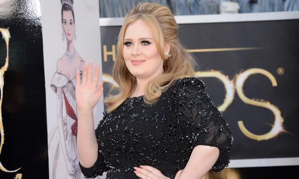 """Nghẹt thở vì sân khấu """"Skyfall"""" của Adele tại Oscar 1"""