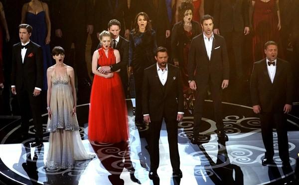 """""""Những người khốn khổ"""" đầy """"mê hoặc"""" trên sân khấu Oscar 3"""