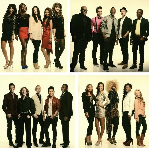 American Idol: Mê mệt với 20 giọng ca đỉnh nhất 11
