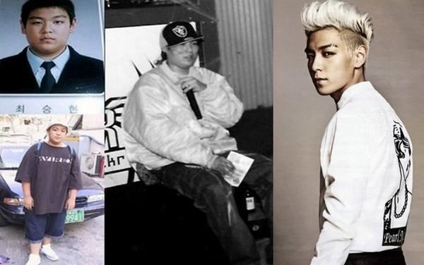 """Những thành tích giảm cân """"khủng"""" của ca sỹ Hàn 1"""