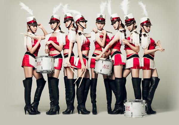 Zoom vào girlgroup chăm chỉ nhất Kpop 1
