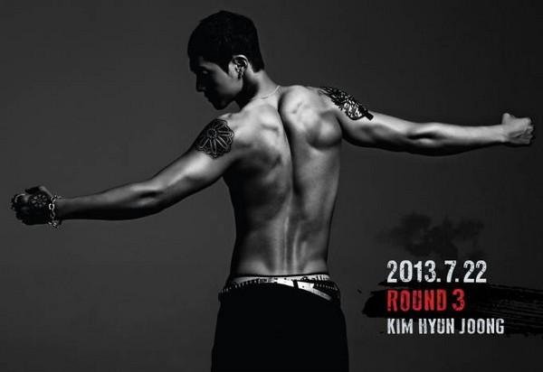 Kim Hyun Joong bắt tay Jay Park ngày trở lại  1