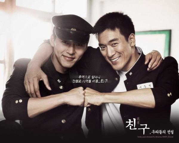 Khi diễn viên Hàn khoe giọng qua nhạc phim 9