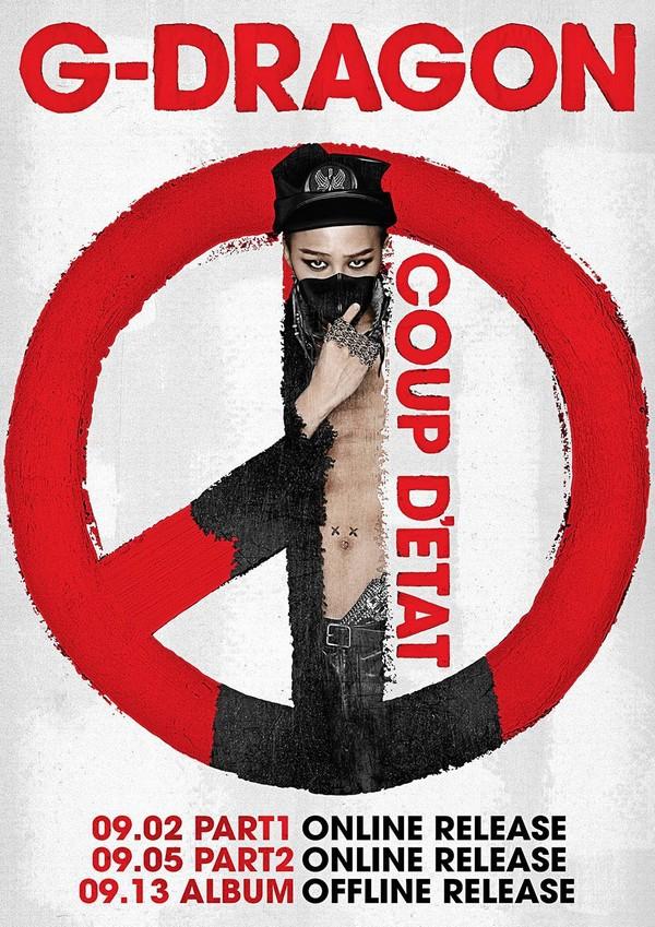 """G-Dragon """"đen thui"""" trong MV đánh dấu sự trở lại 13"""