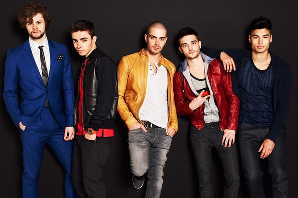 The Wanted còn mơ mới trở thành đối thủ của One Direction 1