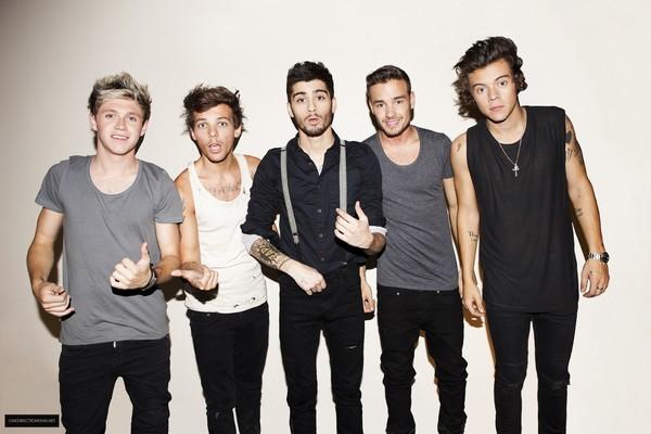 The Wanted còn mơ mới trở thành đối thủ của One Direction 2
