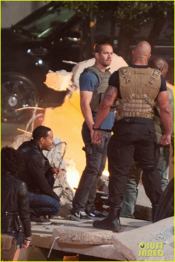 Những hình ảnh cuối cùng của Paul Walker trước khi gặp tai nạn 3