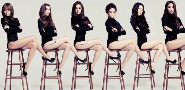 Sao Kpop chuộng vẽ vời trên cơ thể 27