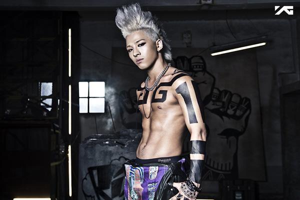 Sao Kpop chuộng vẽ vời trên cơ thể 6