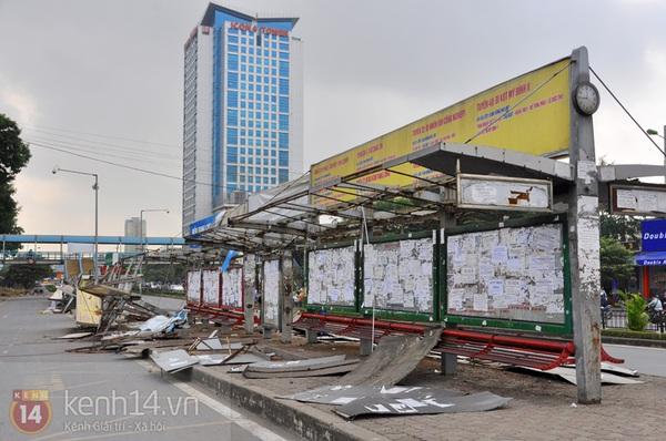 Hình ảnh cuối cùng về nơi kết nối xe buýt đầu tiên ở Hà Nội   1
