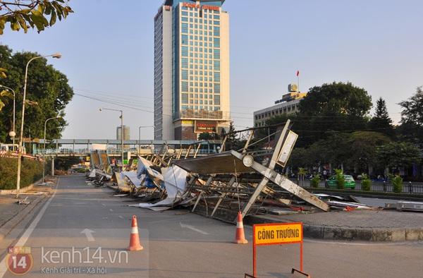 Hình ảnh cuối cùng về nơi kết nối xe buýt đầu tiên ở Hà Nội   12