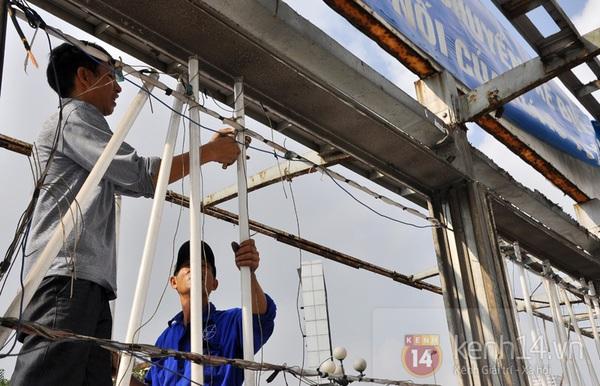 Hình ảnh cuối cùng về nơi kết nối xe buýt đầu tiên ở Hà Nội   6