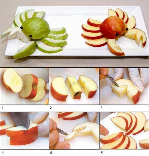 Một số bí kíp cắt tỉa trái cây siêu xinh 1
