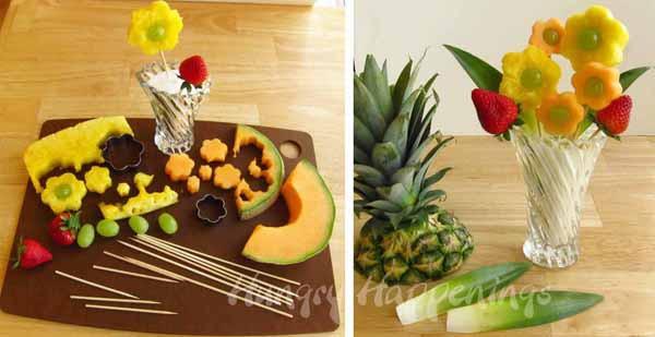 Một số bí kíp cắt tỉa trái cây siêu xinh 4