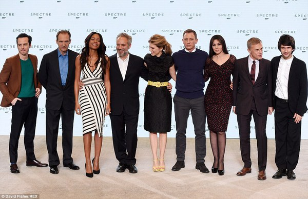 """Sony náo loạn khi tin tặc làm lộ kịch bản """"Bond 24"""" 3"""