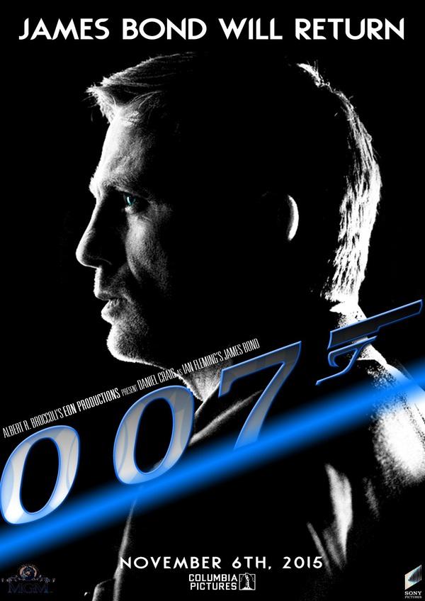 """Sony náo loạn khi tin tặc làm lộ kịch bản """"Bond 24"""" 5"""