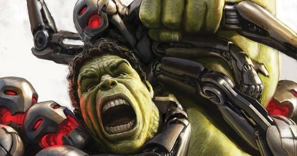 Người khổng lồ xanh cũng góp công chế tạo Ultron trong Avengers 2 1