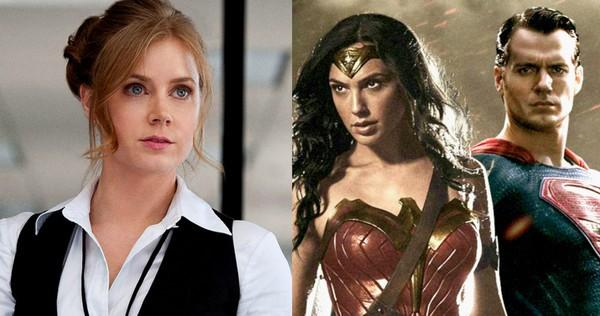 Bạn gái Siêu nhân không phải giành giật người yêu với Wonder Woman 1