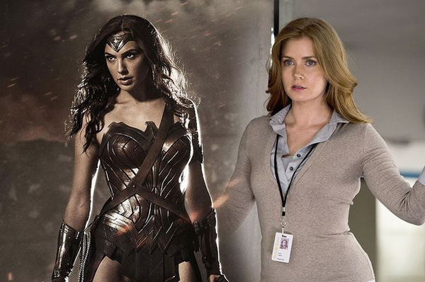 Bạn gái Siêu nhân không phải giành giật người yêu với Wonder Woman 2