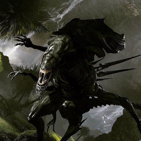 """Đạo diễn """"Elysium"""" nhá hàng một phim bí ẩn về Alien 1"""