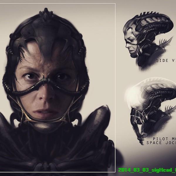 """Đạo diễn """"Elysium"""" nhá hàng một phim bí ẩn về Alien 2"""