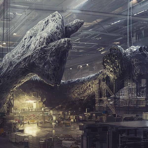 """Đạo diễn """"Elysium"""" nhá hàng một phim bí ẩn về Alien 3"""
