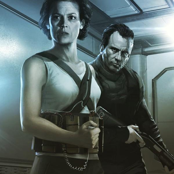 """Đạo diễn """"Elysium"""" nhá hàng một phim bí ẩn về Alien 6"""