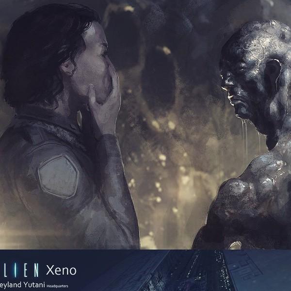 """Đạo diễn """"Elysium"""" nhá hàng một phim bí ẩn về Alien 7"""