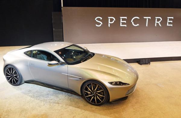"""Bond 24 - """"Spectre"""" bị nước Ý từ chối quay cảnh rượt đuổi xe hơi 5"""