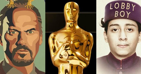 """Birdman"" và ""The Grand Budapest Hotel"" dẫn đầu Oscar 2015 2"