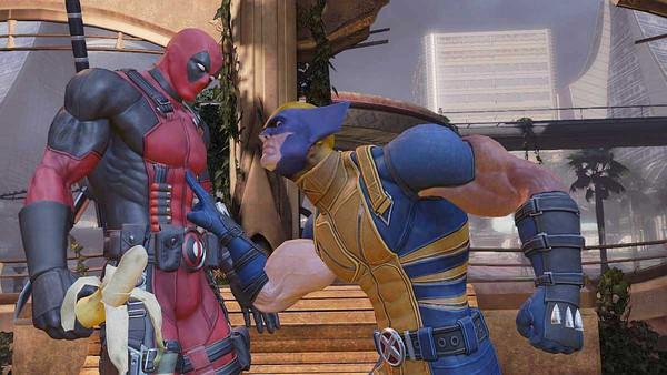 """""""Dị nhân lắm mồm"""" Deadpool đã tìm được địa điểm tung hoành 2"""