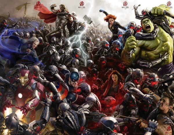Sự khởi đầu của kỷ nguyên phim siêu anh hùng 1