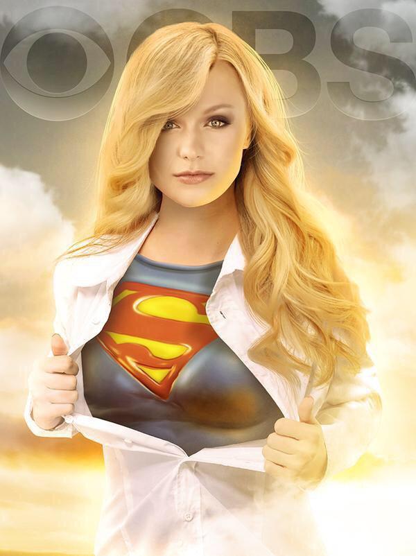 """Sao """"True Blood"""" bất ngờ được làm người yêu của """"Supergirl"""" 3"""