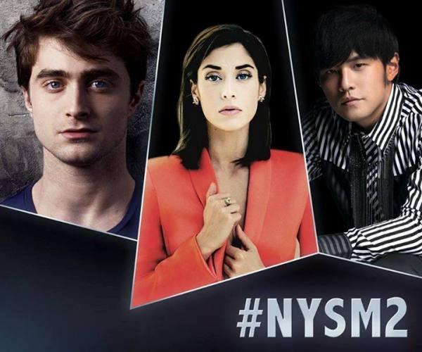 """Phù thủy"" Daniel Radcliffe lộ diện trong ""Now You See Me 2"" 2"