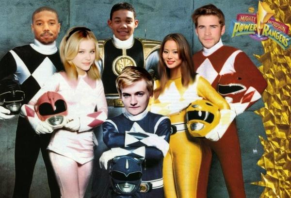 """""""Power Rangers"""" (5 anh em Siêu Nhân) sẽ bấm máy trong năm nay 5"""