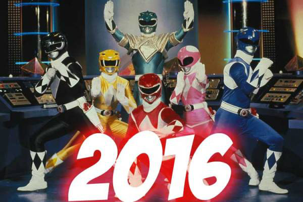 """""""Power Rangers"""" (5 anh em Siêu Nhân) sẽ bấm máy trong năm"""