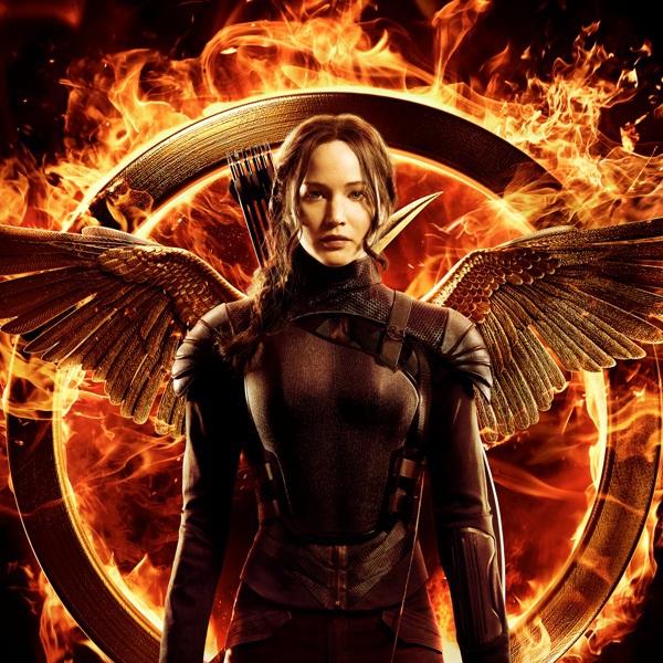 """""""The Hunger Games 3"""" cá kiếm nhất thị trường Mỹ năm 2014 1"""