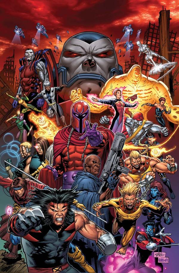 """""""X-Men: Apocalypse"""" đã tìm được dàn dị nhân trẻ tuổi 4"""