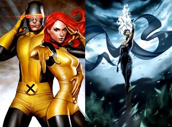 X-Men: Apocalypse ráo riết tìm kiếm những dị nhân trẻ 1