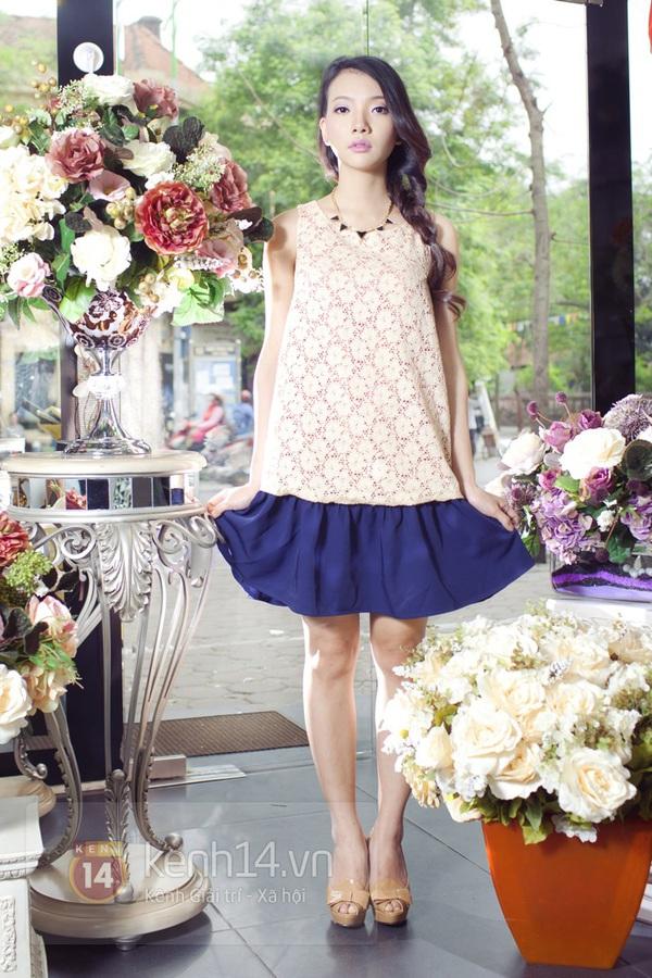 Vào hè cùng những mẫu váy thời thượng 18