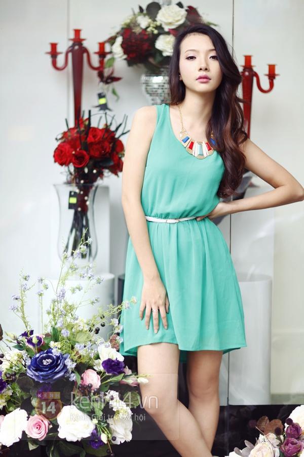 Vào hè cùng những mẫu váy thời thượng 21
